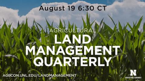 Land management quarterly