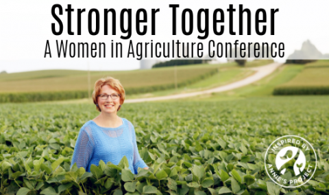 An image promoting the Strong Together Conference