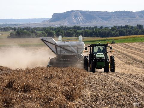 Dry bean harvest underway in the Nebraska Panhandle