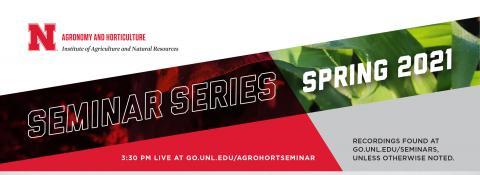 AgHort seminar series banner