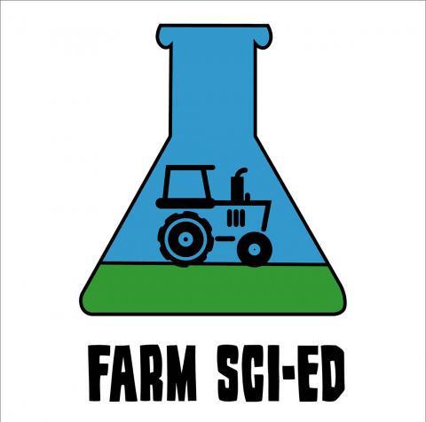 Farm Sci-Ed program logo